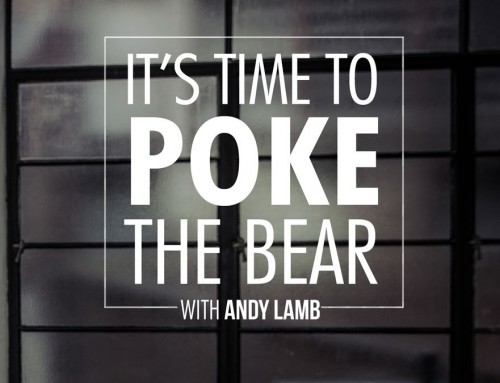 Time to Poke the Bear – Ep#1 with Duncan Wardle